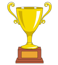 gold trophy clipart. Size: 72 Kb From: Objects