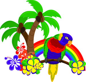 Tropical Clipart   Free .
