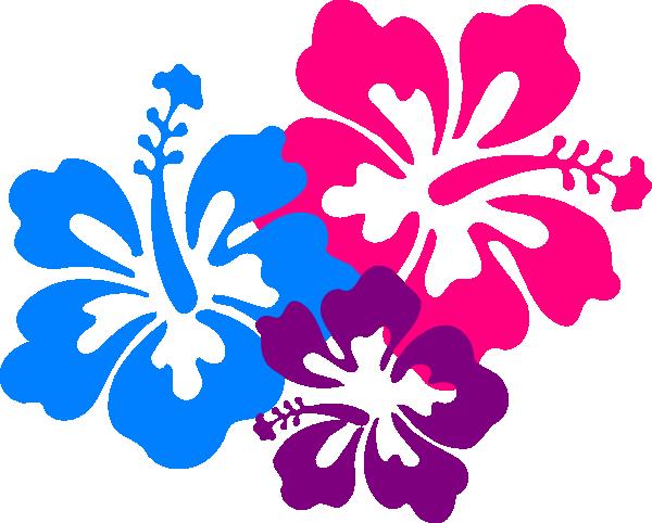 Tropical flower clipart - ClipartFox