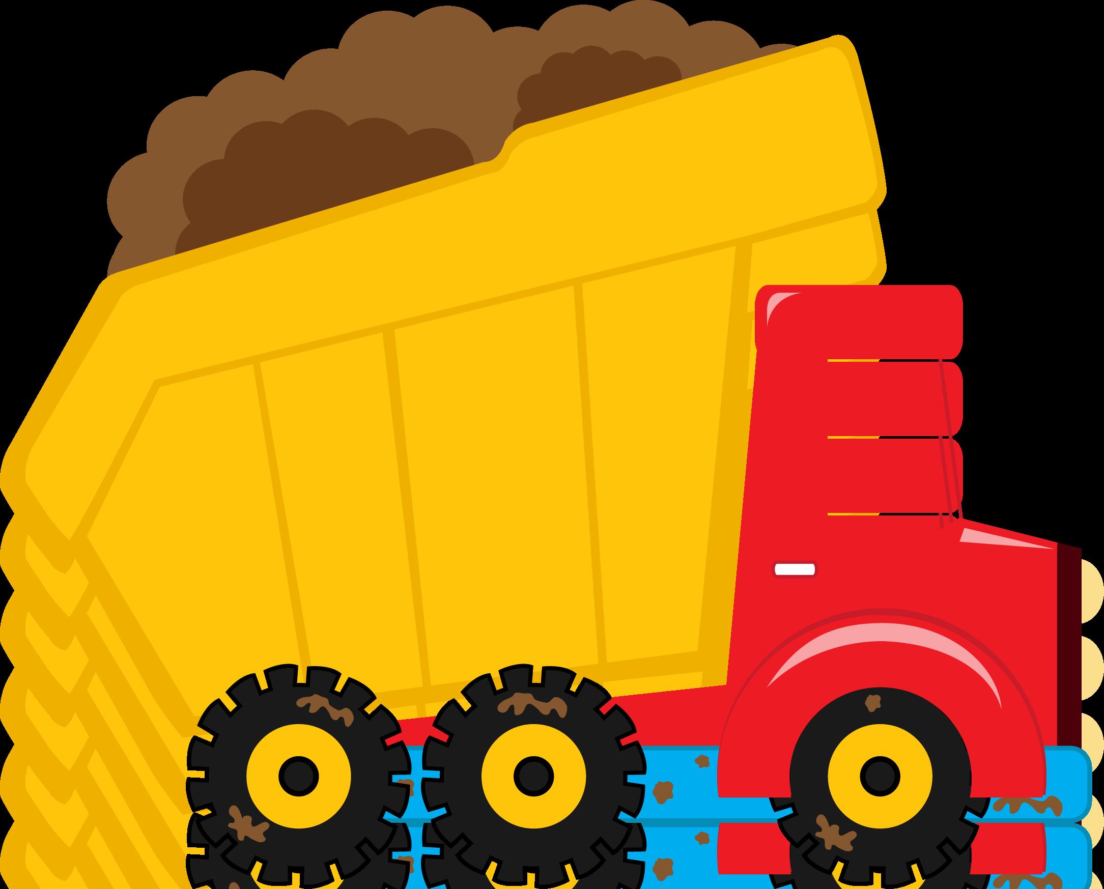 2169x1747 Truck clipart kid construction