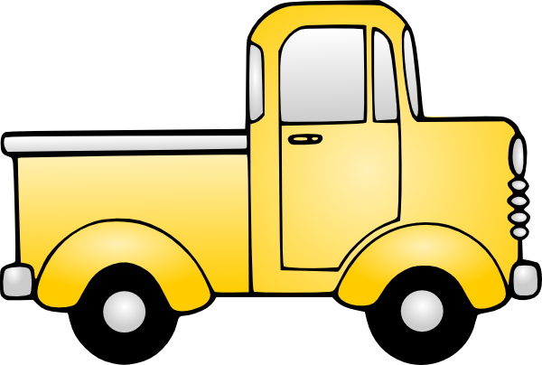 Truck Clipart this image as:
