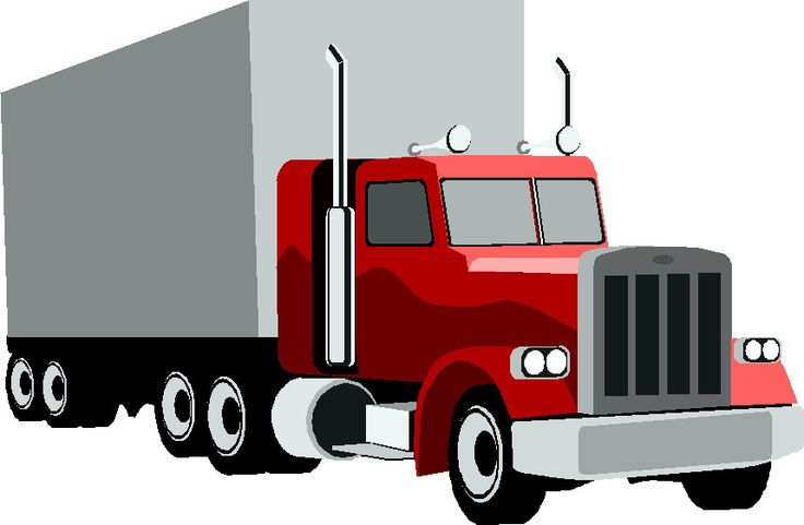 Truck clipart free clipart images clipartcow