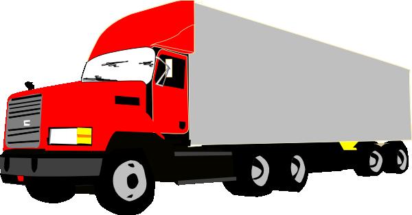 Truck Clip Art at Clker hdclipartall.com - vector clip art online, royalty free u0026 public  domain