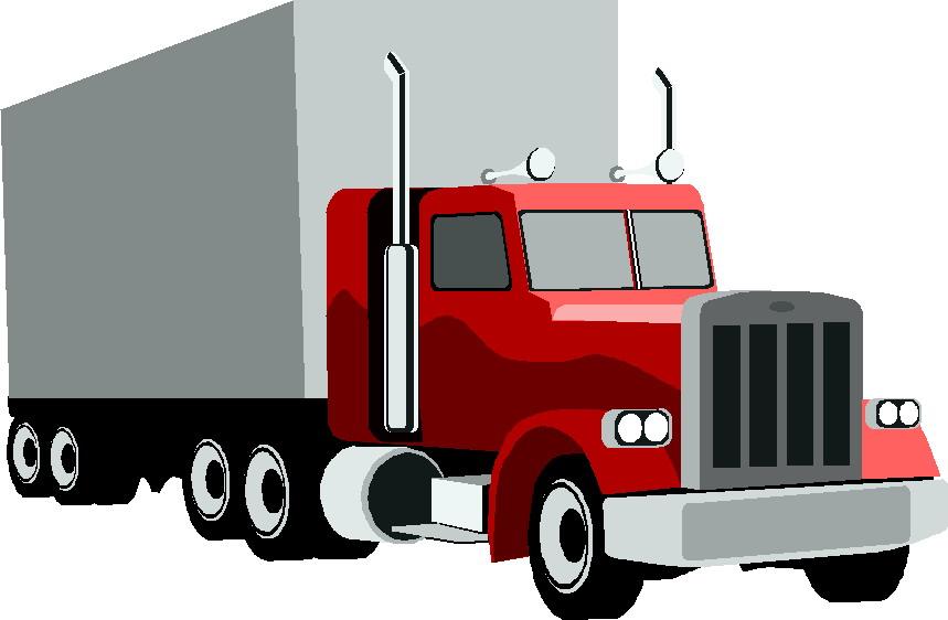 Truck Clipart #26902