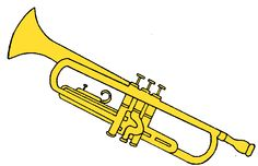 Beautiful Ideas Trumpet Clipart