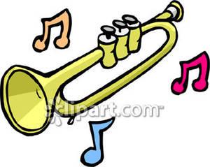 Clipart Trumpet Clipart