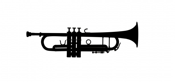 Trumpet Musical Instrument Clipart