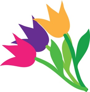 Tulip Flower Clipart Clipart Panda Free Clipart Images