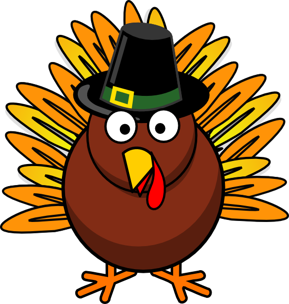 Turkey Border Clip Art   Clipart library - Free Clipart Images