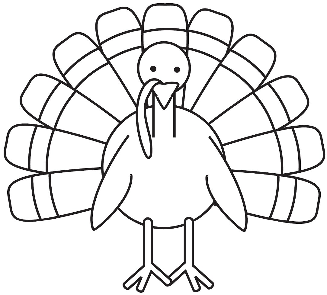 Turkey black and white turkey clipart black and white free clip art 2