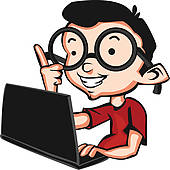 Turtle Nerd u0026middot; Nerd With a Laptop
