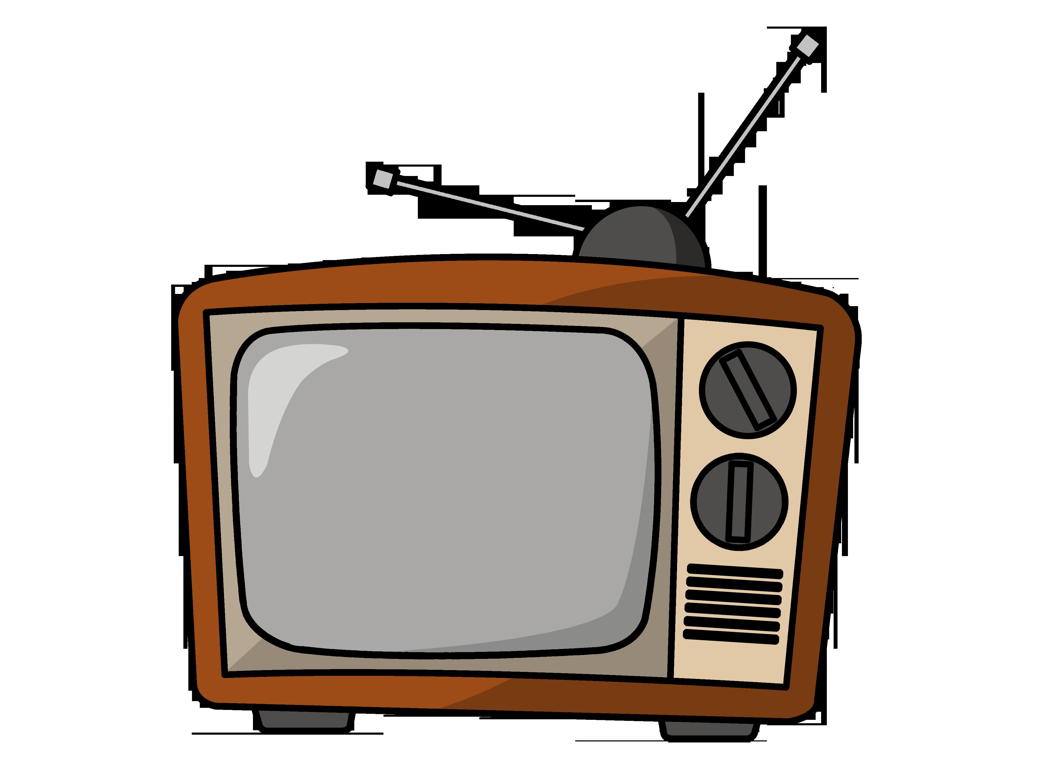 tv clipart