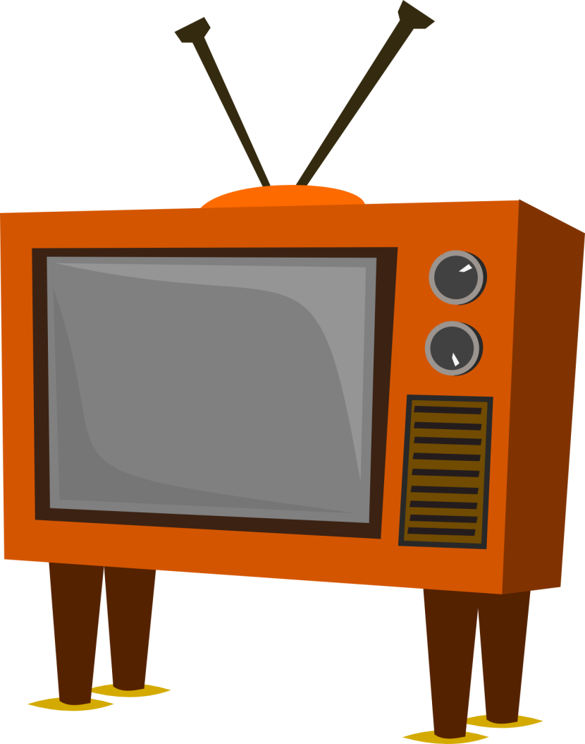 Tv Images Clip Art