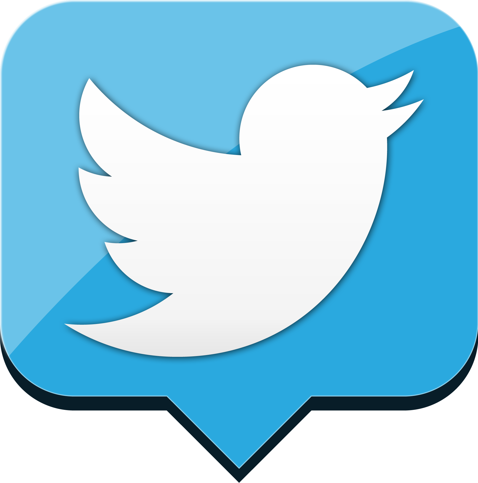 Twitter Free PNG Image