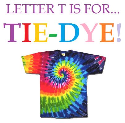 Tye Dye Clipart