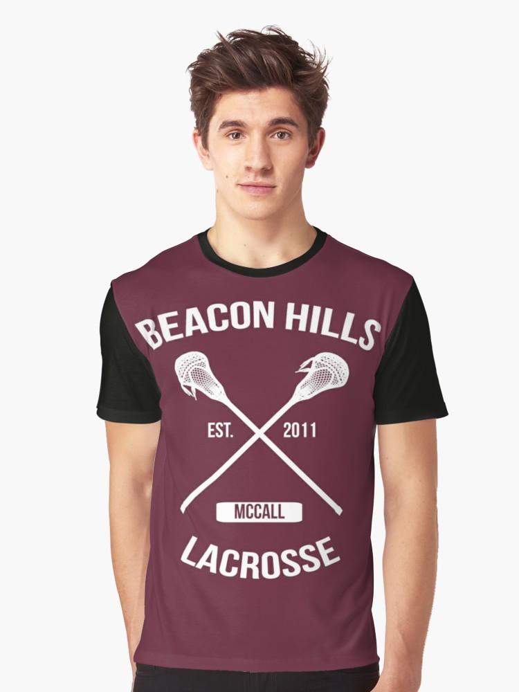 Teen Wolf - McCall Tyler Posey Graphic T-Shirt