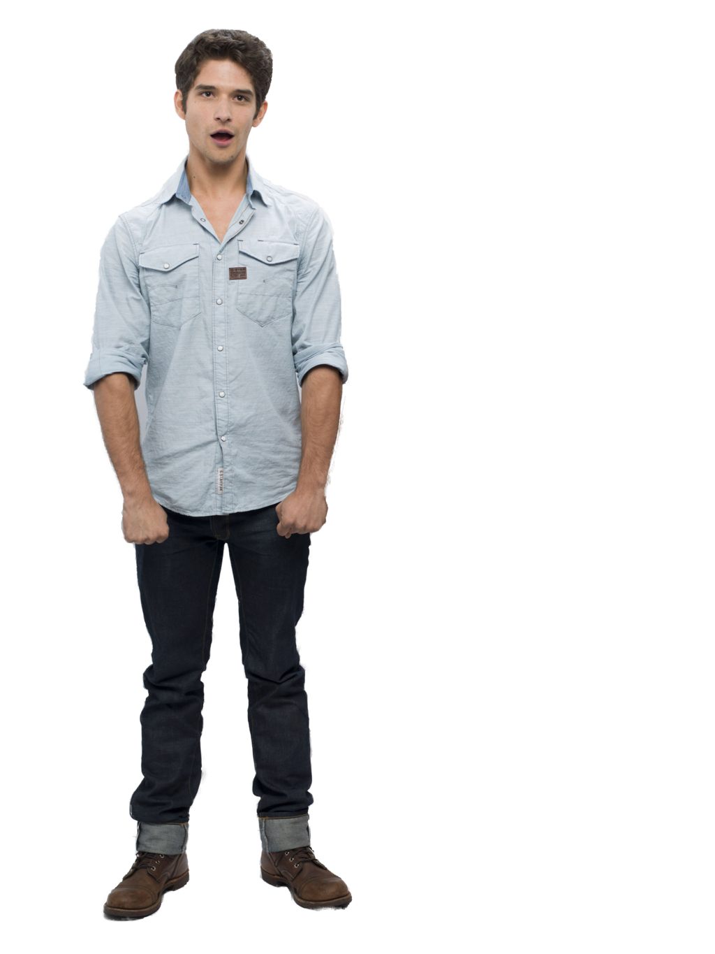 Tyler Posey PNG Pic