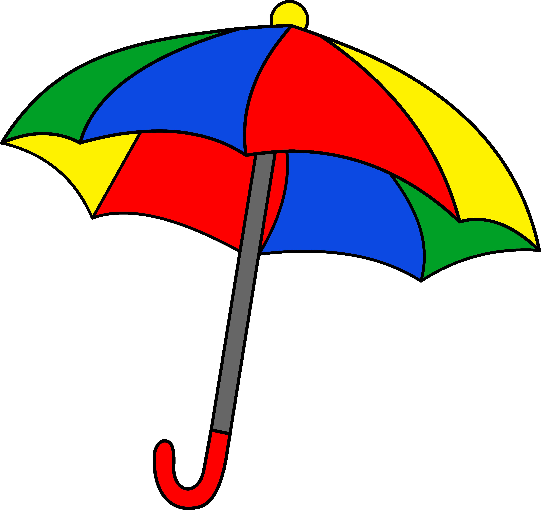 umbrella clipart