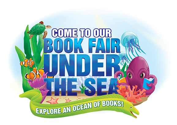 Under The Sea Fair Clip Art