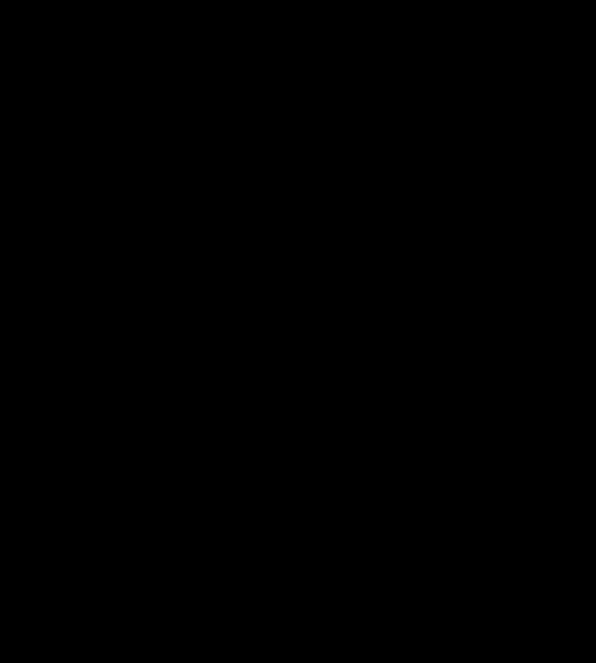 Clipart unicorn silhouette 6