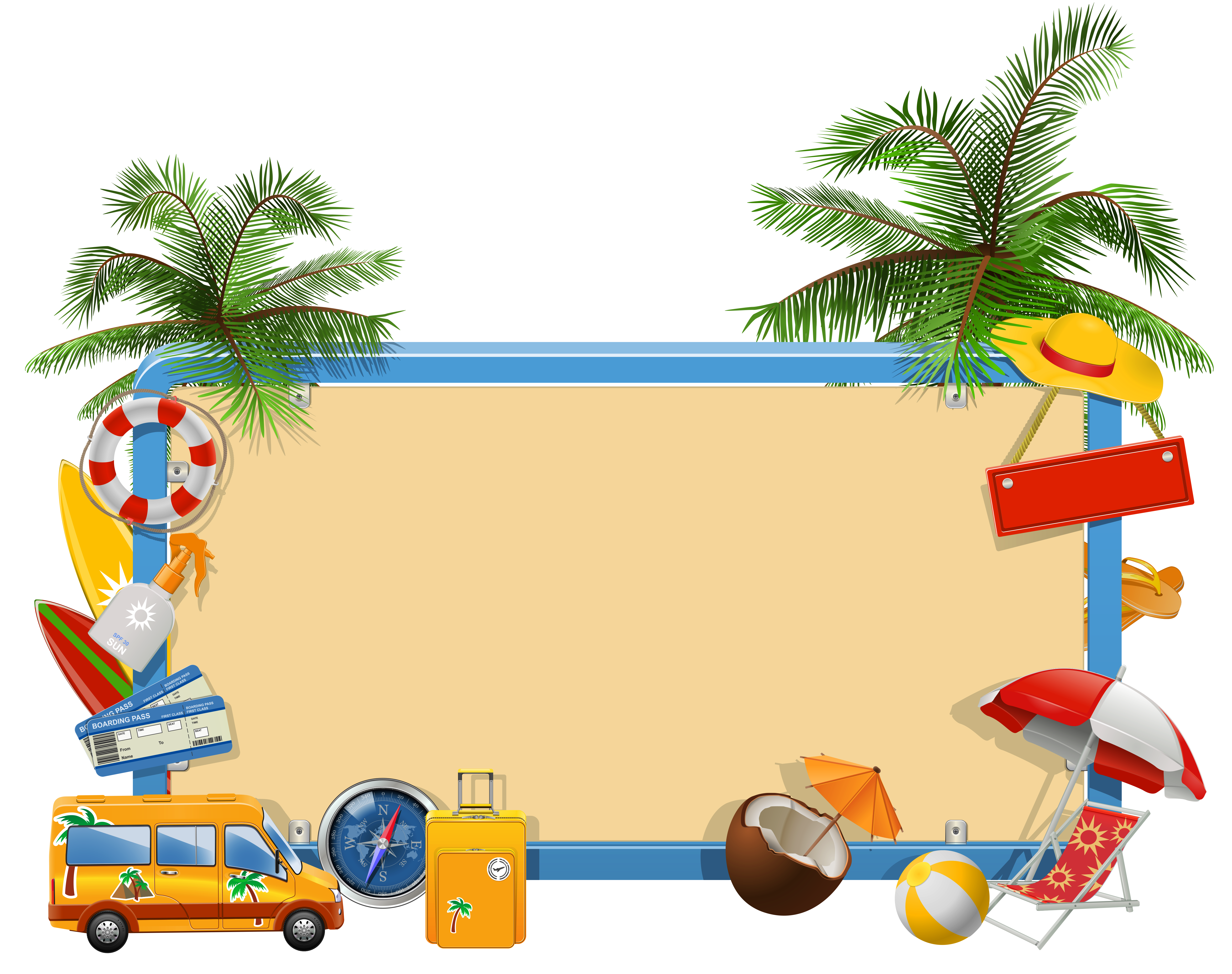 Vacation clip art free clipart clipartbold .