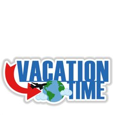 Vacation clipart on scrapbooking clip art and digital