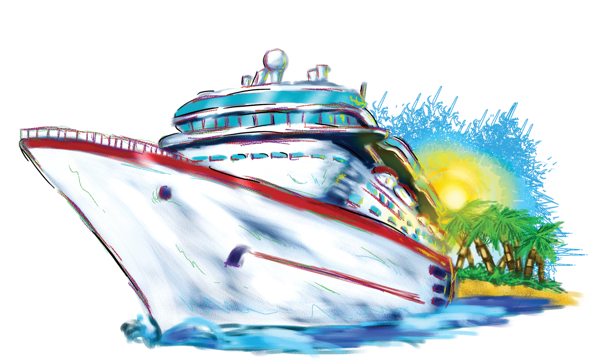 Vacation Cruise Ship The .