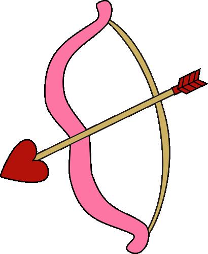 Valentineu0026#39;s Day Bow and Arrow