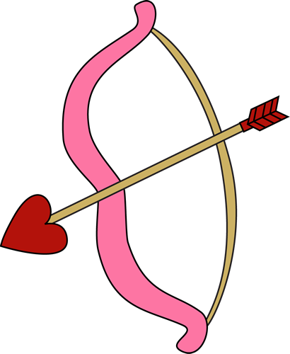 Valentineu0026#39;s Day Bow and Arrow