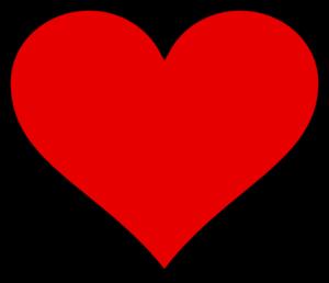 Valentine Heart Clip Art At Clker Com Vector Clip Art Online