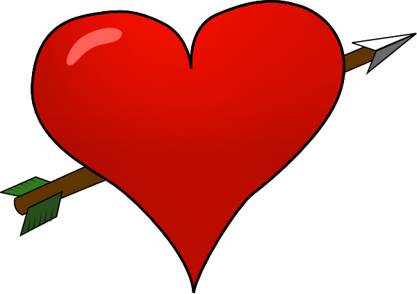 Valentine Heart Clipart this image as: