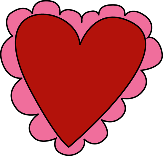 Image Of Valentine Heart Clipart 7 Valentines Day Heart
