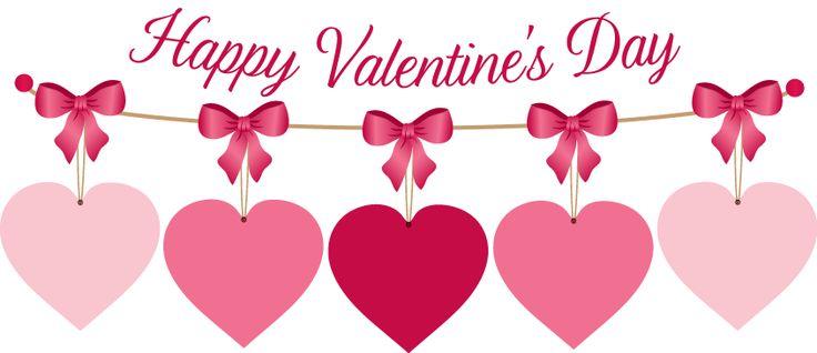 valentines day clip art banner 1018219