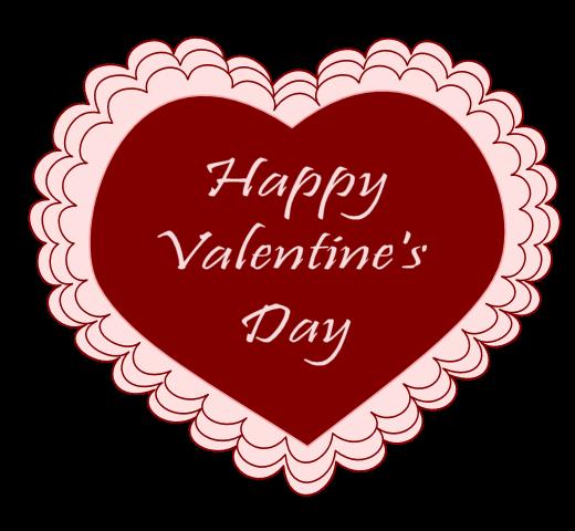 Valentines day .