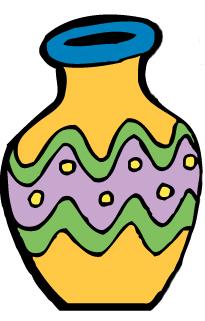 vase clipart