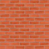 Vector, EPS10 u0026middot; Seamless brick wall background
