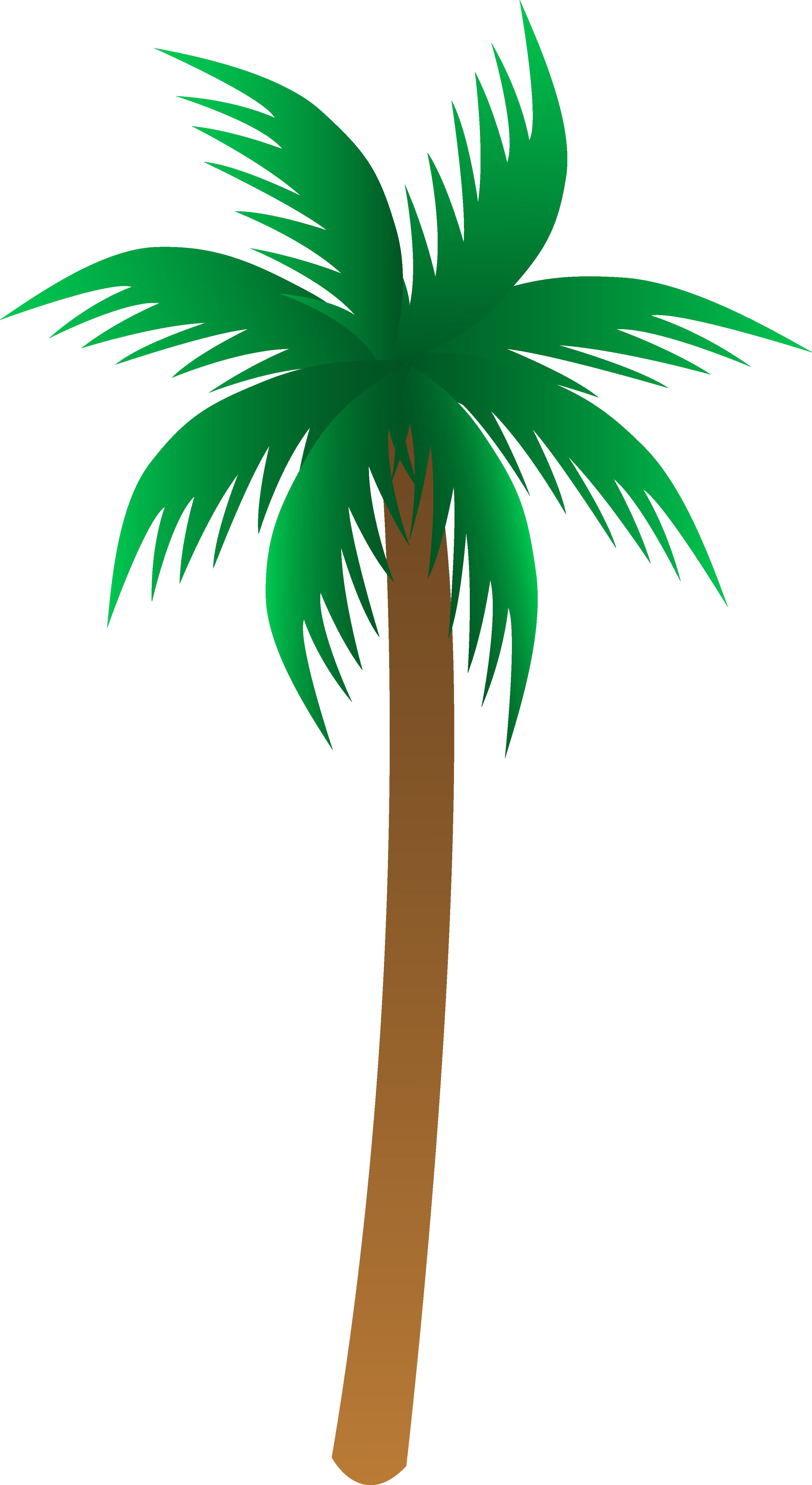 Vector palm tree clip art palm trees clipart mylocalguide site
