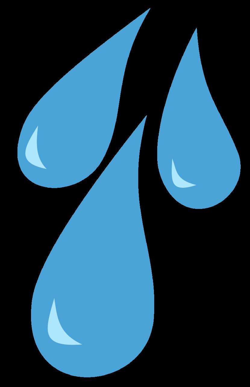Vector Raindrop Raindrop Clip Art
