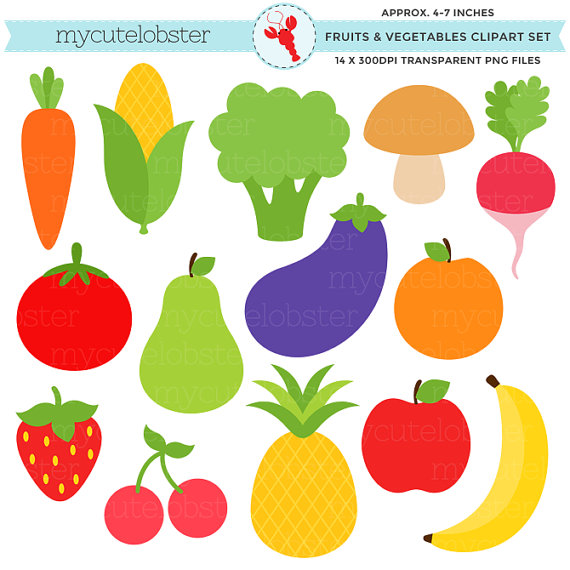 Vegetable Clipart-hdclipartal - Vegetable Clipart