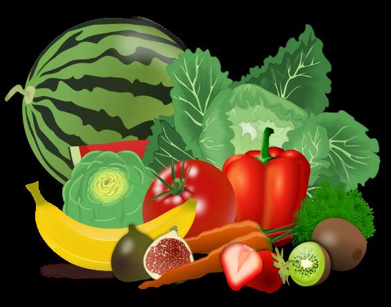 Vegetables clipart Foods clip art
