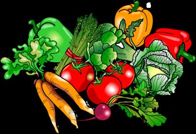 Vegetables cliparts