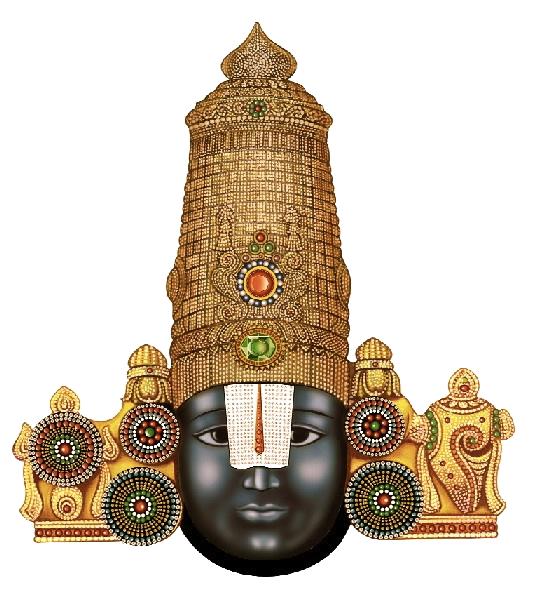 Download PNG image - Venkateswara Clipart 751