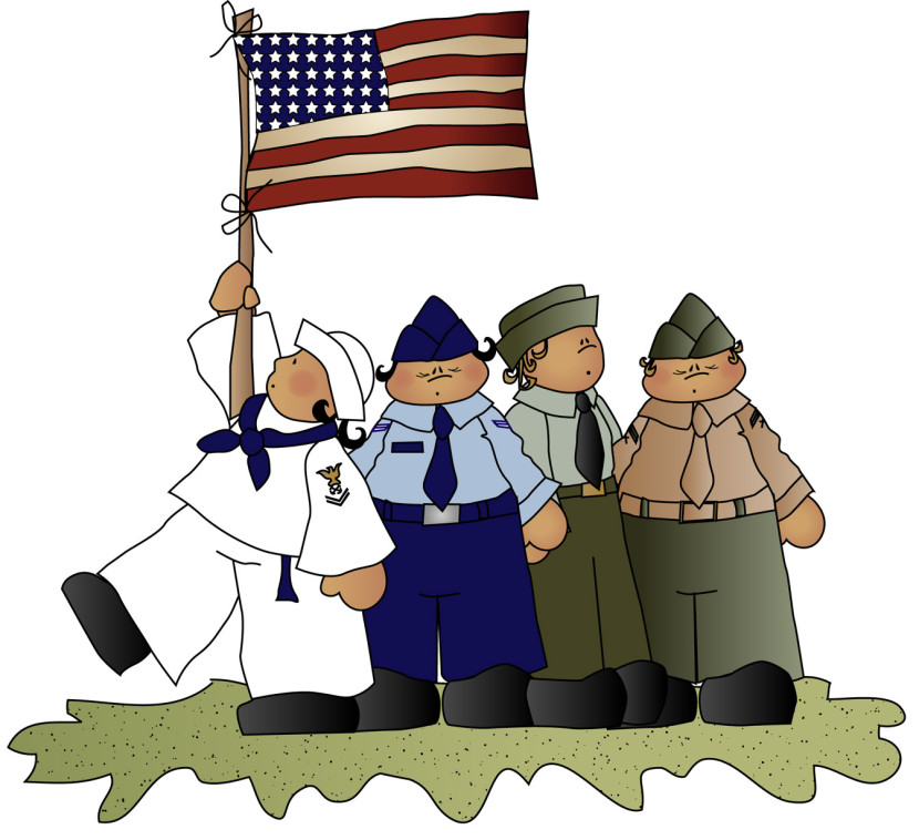Veterans Day Clipart Photozup