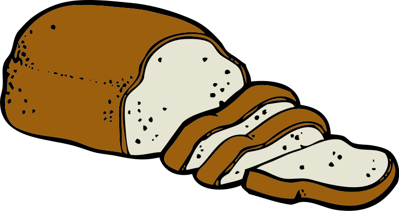 View Bread in Food Clipart ::