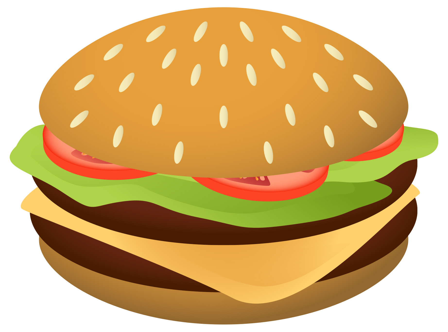 View Burger Jpg Clipart Free Nutrition And Healthy Food Clipart