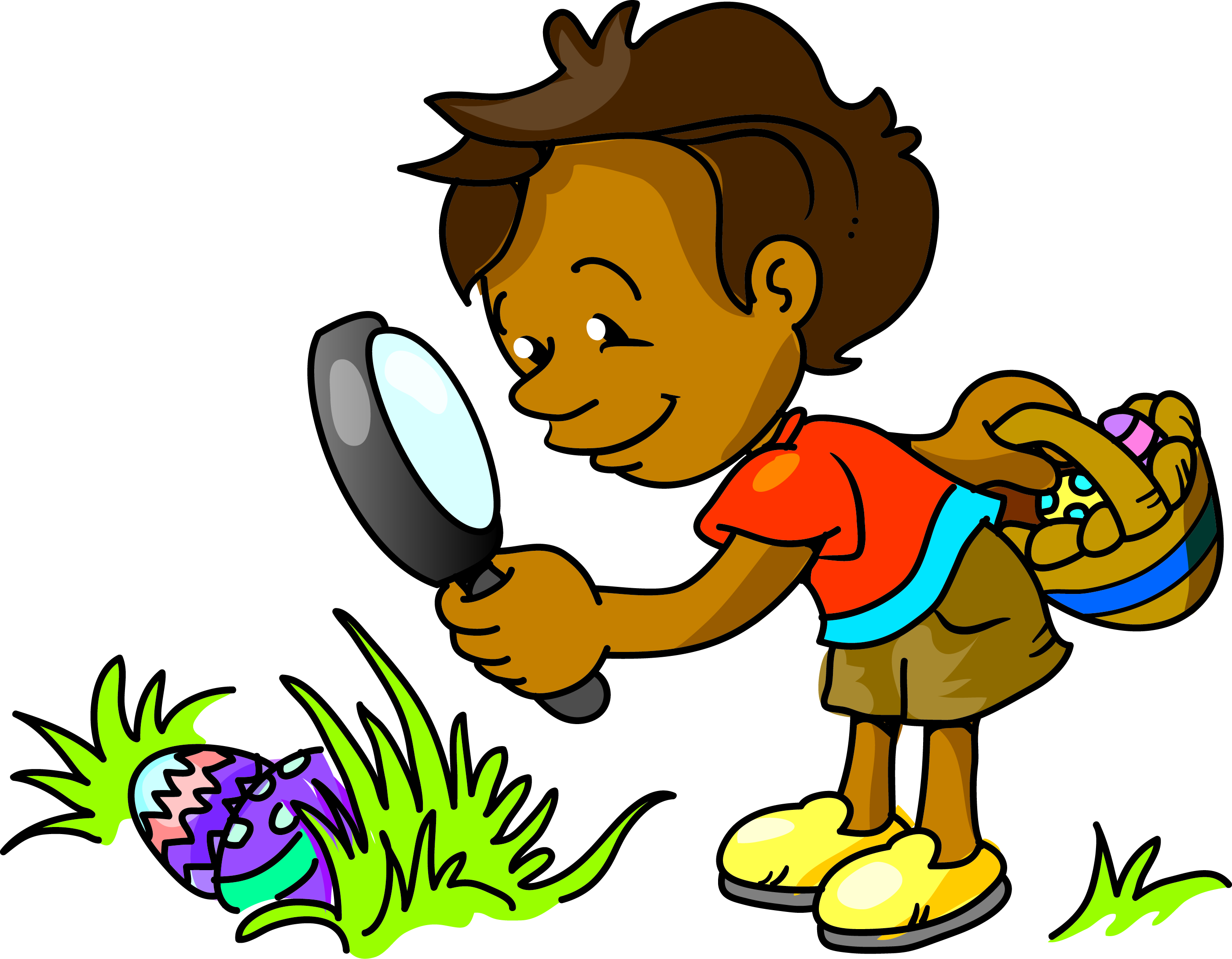 viewing clipart