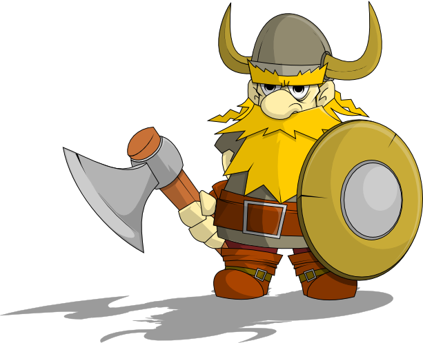 Viking Warrior Clipart Pic 1 Www Clipartlord Com 102 Kb 613 X 498 Px