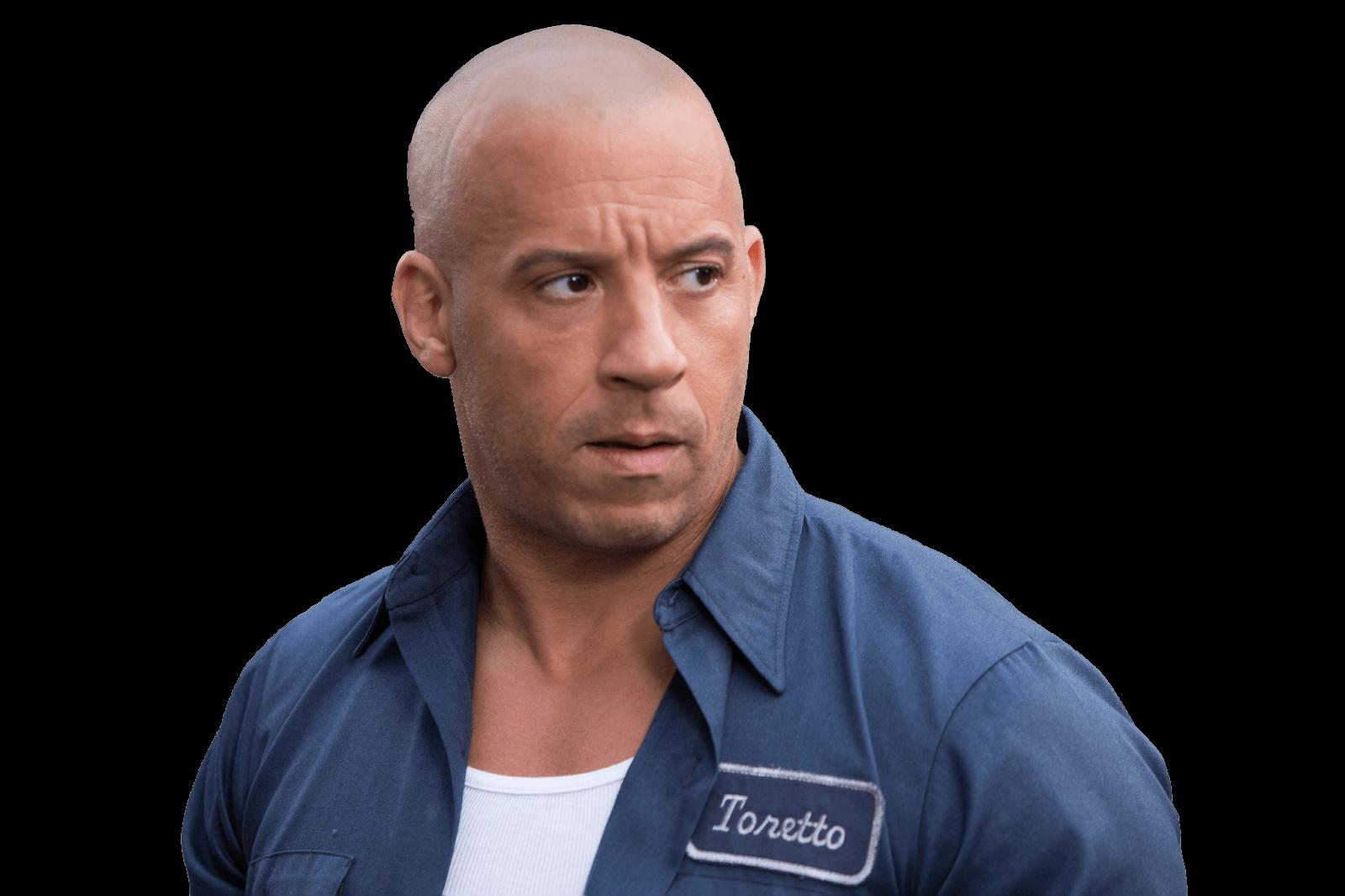 Vin Diesel Clipart · movies · vin diesel