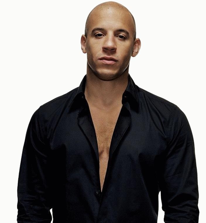 Download PNG image - Vin Diesel Clipart 281