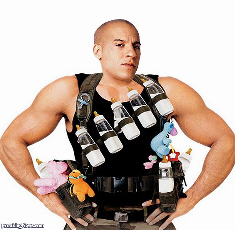 vin diesel twin brother pics